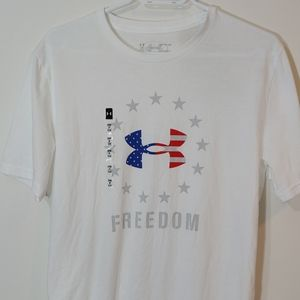 NWT UNDER ARMOUR MEN'S CHEST FREEDOM TANK US SM